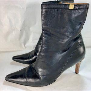 GUCCI Vintage 1990's Booties
